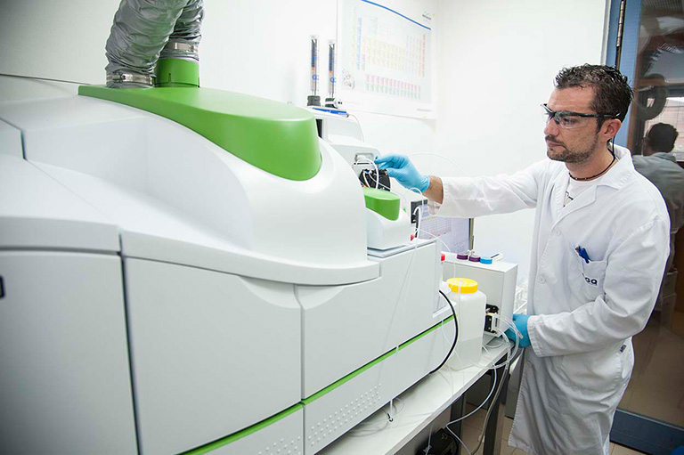 laboratorio especializado en fertilidad vegetal