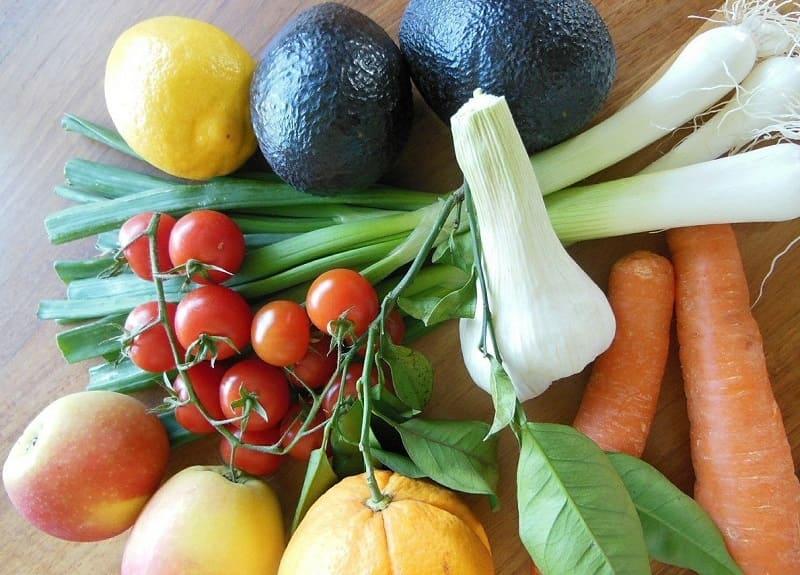 Analisis de Fosetil-Al en frutas y verduras