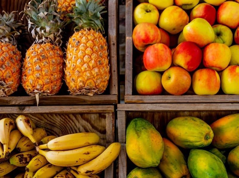 Análisis de residualidad de plaguicidas en alimentos