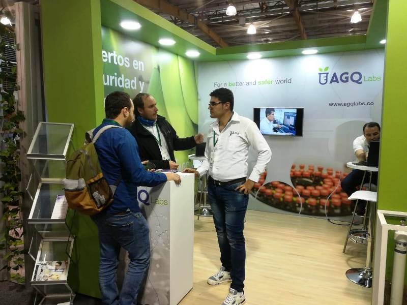 AGQ Labs en Expo Agrofuturo 2018