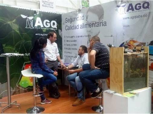 AGQ Labs participa en Expo Agrofuturo