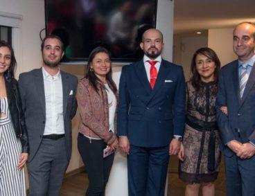El Grupo AGQ Labs celebra su aniversario en Colombia