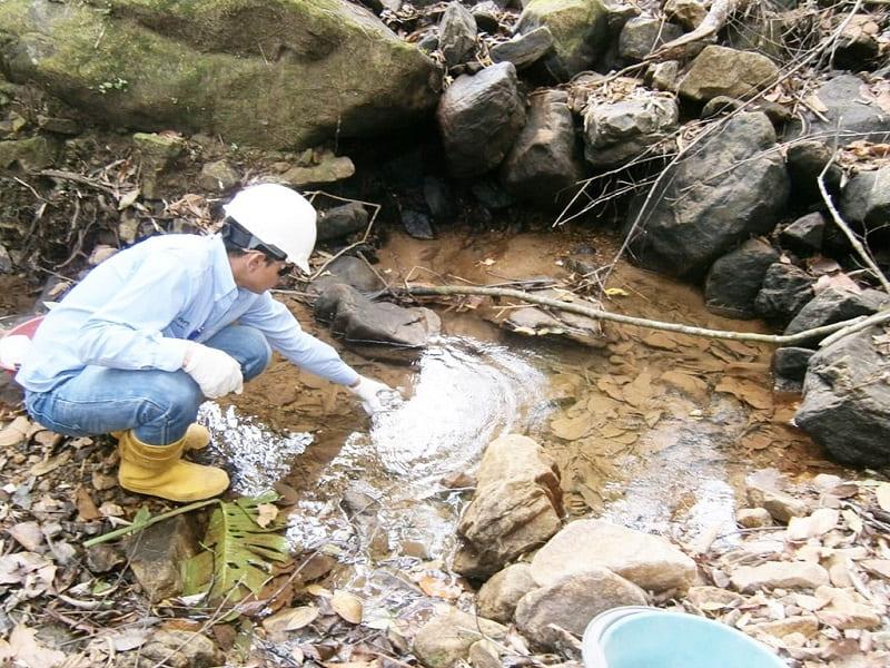 Monitoreos Hidrobiologicos y PIC