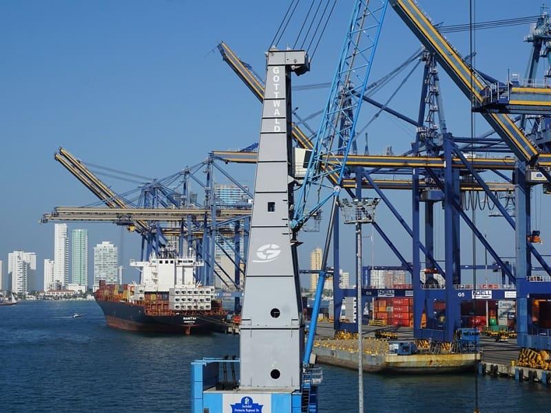 Riesgos ambientales generados por la actividad portuaria
