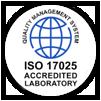 AGQ Labs Colombia, Salud y Seguridad: ISO 17025