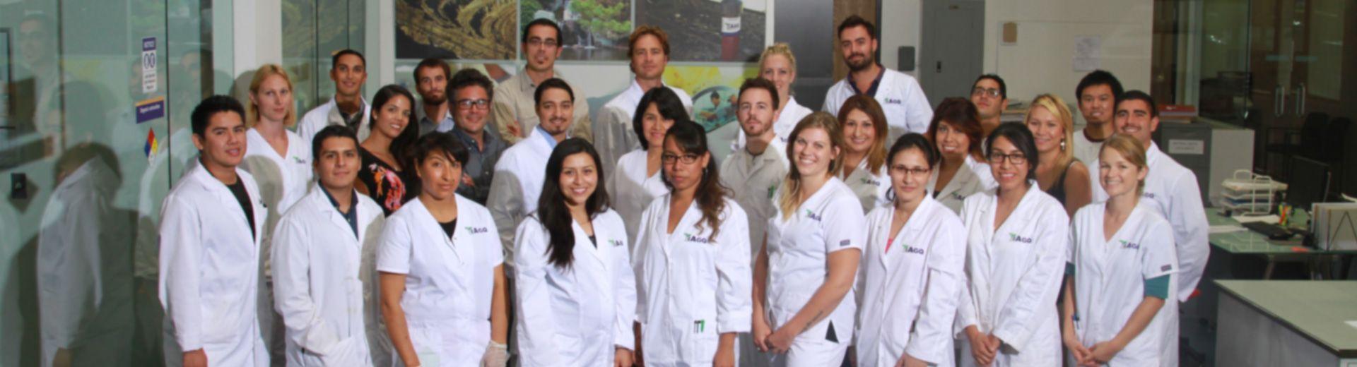 Equipo de AGQ Labs
