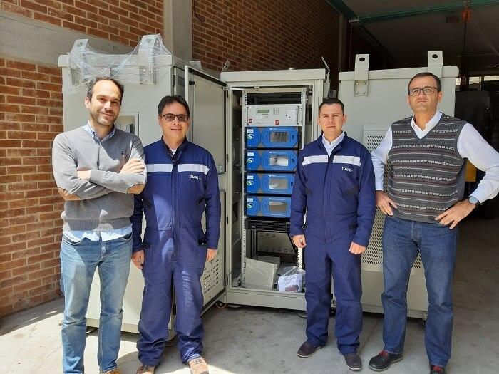 Mejoras en los servicios de control de calidad del aire