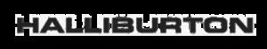 Logo de Halliburton, empresa que trabaja con AGQ Labs Colombia
