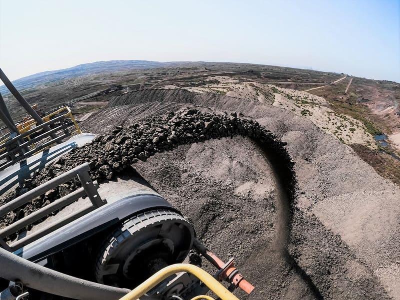 Movilización de metales en residuos mineros