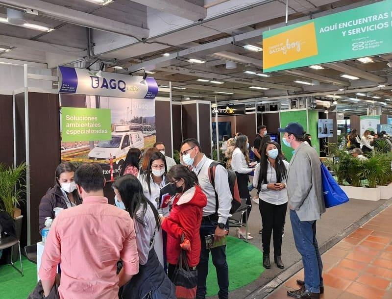 Los servicios ambientales de AGQ Labs en FIMA 2021