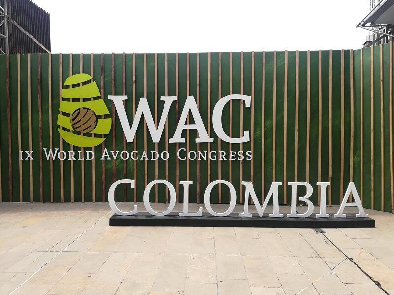 AGQ Labs en el World Avocado Congress